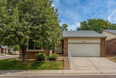 Highlands Ranch Single Family Home Active: 8912 Greenwich Street