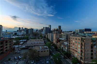 Denver Condo/Townhouse Active: 300 West 11th Avenue #10H