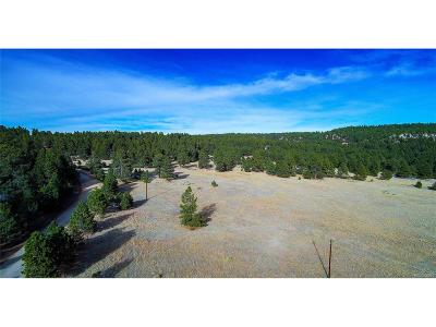Elbert CO Residential Lots & Land Active: $169,900