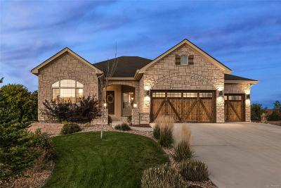 Arvada Single Family Home Active: 8264 Ward Lane