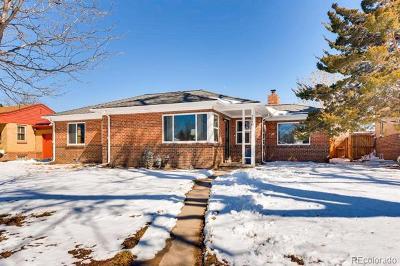 Single Family Home Active: 2840 Hudson Street