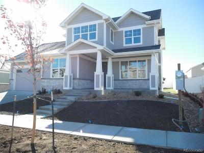 Berthoud Single Family Home Active: 1643 Glacier Avenue