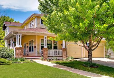 Parker Single Family Home Under Contract: 16367 Sheridan Drive