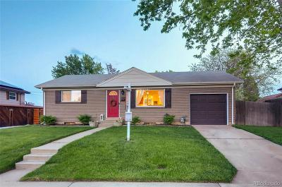 Northglenn Single Family Home Active: 1320 Dean Drive