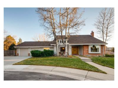 Willow Creek Single Family Home Under Contract: 8562 East Dry Creek Place