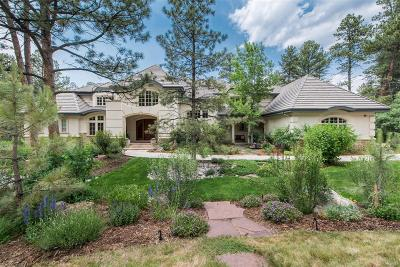 Castle Pines Village, Castle Pines Villages Single Family Home Under Contract: 323 Paragon Way