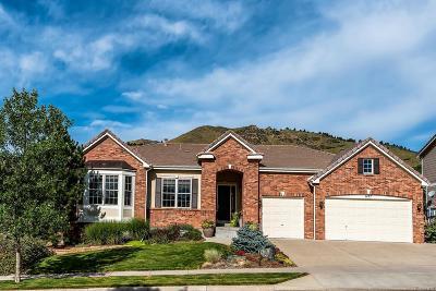 Golden Single Family Home Active: 1477 Jesse Lane