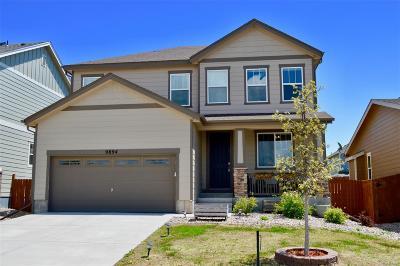 Peyton Single Family Home Active: 9894 Beryl Drive