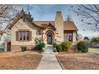 East Colfax, Montclair Single Family Home Active: 1350 Quince Street