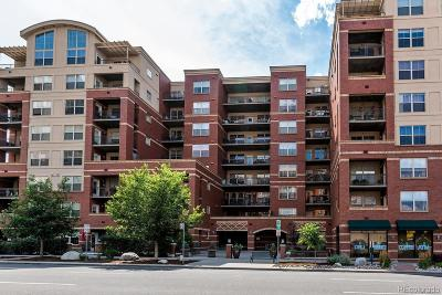 Denver Condo/Townhouse Active: 1975 North Grant Street #201