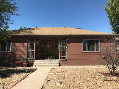 Fort Lupton Multi Family Home Under Contract: 631 Hoover Avenue