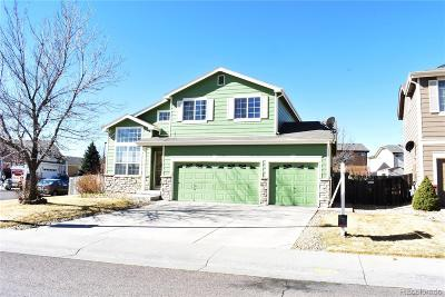 Denver Single Family Home Active: 14412 East 48th Avenue