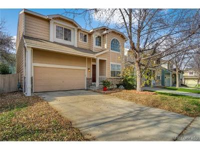 Northglenn Single Family Home Under Contract: 10753 Cook Street