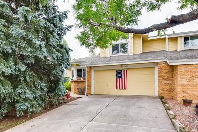 Highlands Ranch Condo/Townhouse Active: 1432 Northcrest Drive