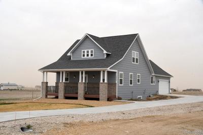 Keenesburg Single Family Home Active: 14580 Avery Way