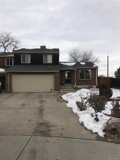 Wheat Ridge Condo/Townhouse Active: 10471 West 47th Place