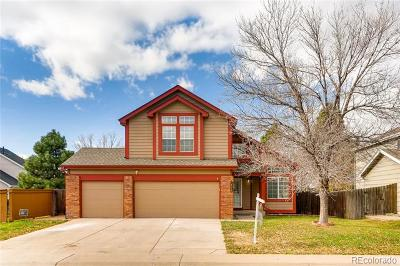 Aurora Single Family Home Active: 18748 East Whitaker Circle
