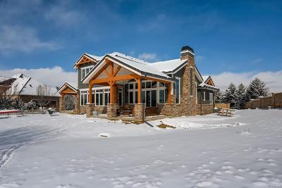 Longmont Single Family Home Under Contract: 3615 Glenn Eyre Drive