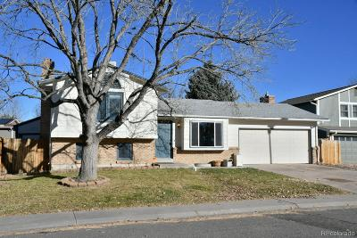 Littleton Single Family Home Under Contract: 6966 South Wadsworth Court
