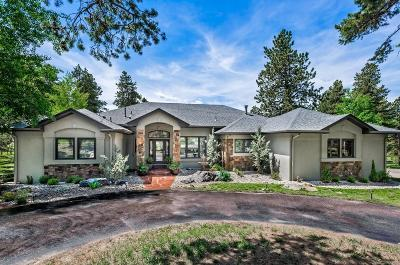 Conifer Single Family Home Under Contract: 26799 Mirage Drive