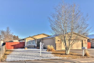 Commerce City Single Family Home Under Contract: 6534 Newport Street