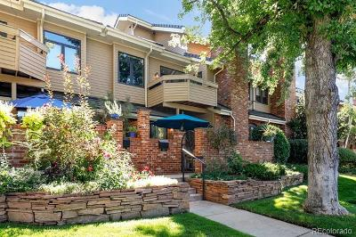 Cherry Creek Condo/Townhouse Active: 206 Madison Street