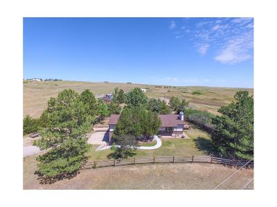 Elizabeth Single Family Home Active: 41505 County Road 17/21