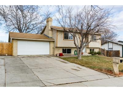 Broomfield Single Family Home Active: 3011 West 134th Avenue