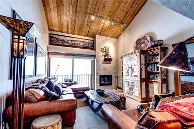 Steamboat Springs Condo/Townhouse Under Contract: 2420 Ski Trail Lane #510