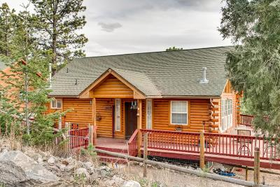 Pine Single Family Home Under Contract: 34602 Whispering Pines Trail