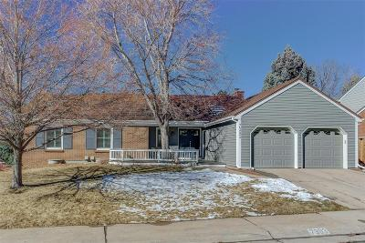 Centennial Single Family Home Under Contract: 7393 South Pontiac Way