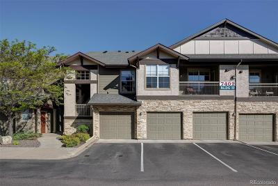 Littleton Condo/Townhouse Under Contract: 7402 South Quail Circle #1123