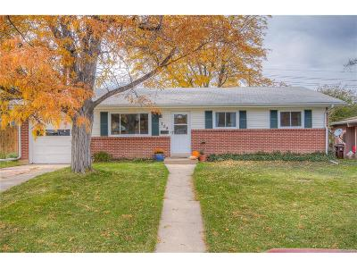Boulder Single Family Home Active: 755 35th Street