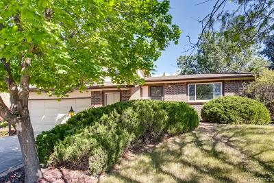 Aurora Single Family Home Active: 19076 East Bethany Place