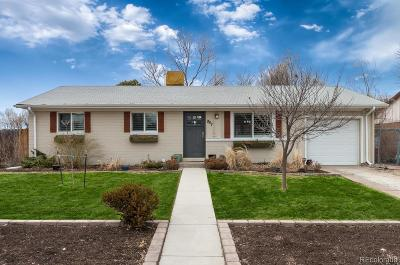 Denver Single Family Home Active: 987 South Jasmine Street