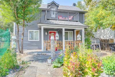 Denver Single Family Home Active: 201 Julian Street
