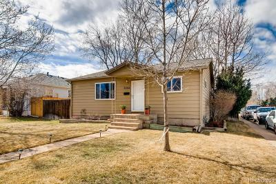 Englewood Single Family Home Under Contract: 3255 South Marion Street