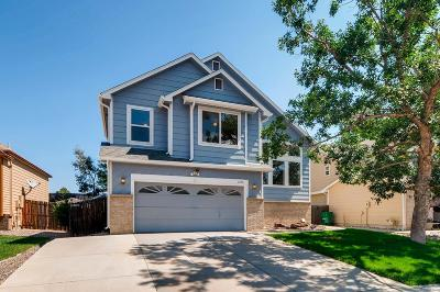 Aurora Single Family Home Active: 3250 South Biscay Way