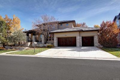 Lone Tree Single Family Home Active: 9520 South Shadow Hill Circle