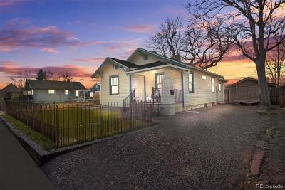 Englewood Single Family Home Under Contract: 4051 South Lincoln Street