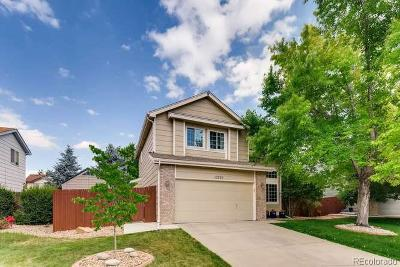 Broomfield Single Family Home Active: 12520 Winona Court