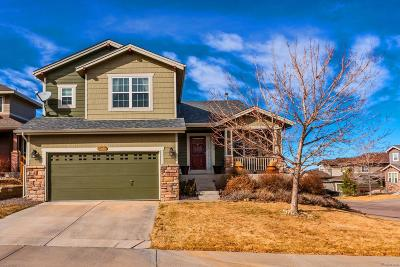 Castle Rock CO Single Family Home Under Contract: $420,000