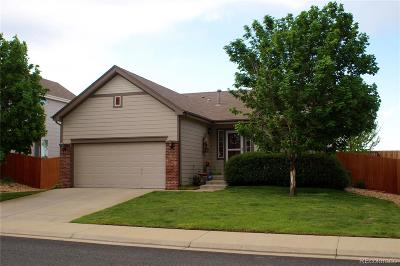 Frederick Single Family Home Under Contract: 5731 Hickory Circle