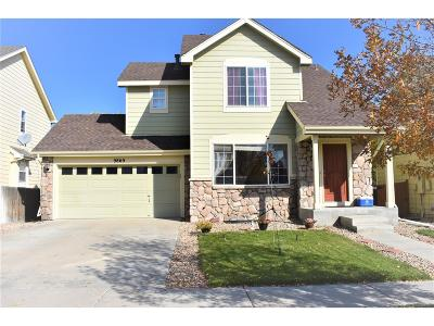 Henderson Single Family Home Under Contract: 9869 East 112th Drive
