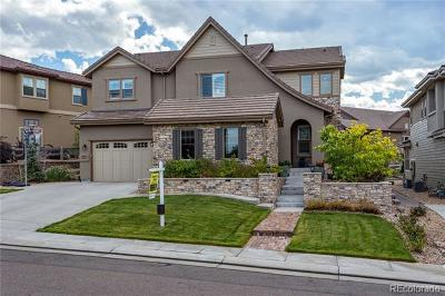 Highlands Ranch Single Family Home Active: 10789 Manorstone Drive