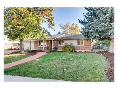 Boulder Single Family Home Under Contract: 210 Iroquois