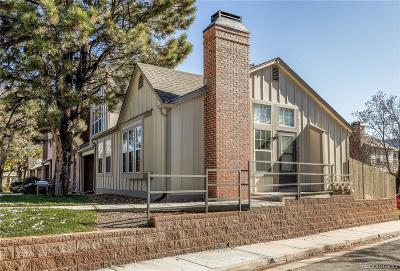 Littleton Condo/Townhouse Under Contract: 9630 West Chatfield Avenue #F