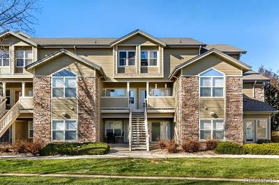 Aurora Condo/Townhouse Active: 3258 South Waco Court #H