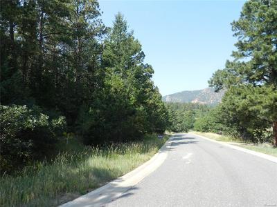 Larkspur Residential Lots & Land Active: 14271 Timber Trail