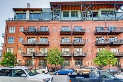 Denver Condo/Townhouse Active: 2960 Inca Street #312
